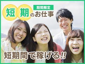 軽作業(ライブ会場設営/9-21/6月24日・25日(2日間))