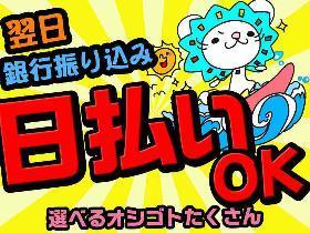 ピッキング(検品・梱包・仕分け)(1/31迄◆簡単倉庫内ピッキング◆週5日/シフト制)