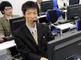 一般事務(ATMに関する電話受付・事務/22時~翌7時/週休2日/百道)