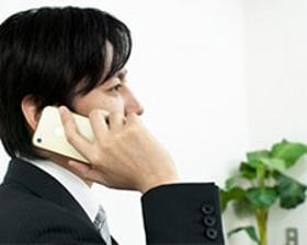 接客サービス(正社員 大手セキュリティカード会社での商品、サービス提案)