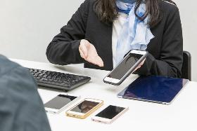 携帯販売(時給1300円/日払/週払/携帯販売/貴重な販売/経験者のみ)