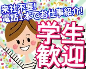 コールセンター・テレオペ(インターネット関連の利用環境ヒアリング 週2~、3hからOK)