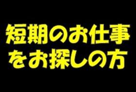 軽作業(短期 11月末まで 高時給1200円以上 タイヤ交換補助)