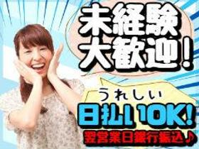 スーパー・デパ地下(商品ピッキング/時給1200円、土日含む週4日~、9-17時)