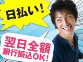 軽作業(カー用品店でピット補助/土日含む週5日/即日勤務可)
