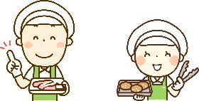 食品製造スタッフ(週4~5日/シフト制/5時間/扶養内/スーパー/惣菜/短期)
