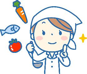 調理師(調理師/直接雇用/食堂・病院・施設経験者のみ/医院内厨房)