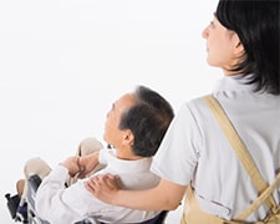 介護福祉士(中央区、病院内での介護、未経験OK、資格必須、24hシフト制)