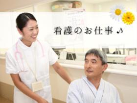 看護助手(シーツなどのリネン交換♪看護師さんのサポート♪)