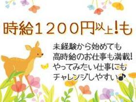 軽作業(ギフト用お菓子の検品/週3日~、9-16時、高時給、日払い)