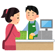 販売スタッフ(家電量販店でのレジ業務/週5シフト制/12-21時)