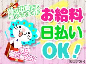 軽作業(アパレル商品ピッキング/4時間~、週3日~、オープニング)