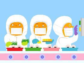 食品製造スタッフ(恵方巻製造/日払/週払/学生/60歳以上/日勤)