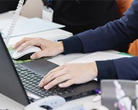 オフィス事務(短期◆工事の調査・見積作成・業者手配等◆平日週5、7.5h)