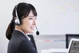 コールセンター・テレオペ(インターネットに関する案内業務/シフト制5日/11時~20時)