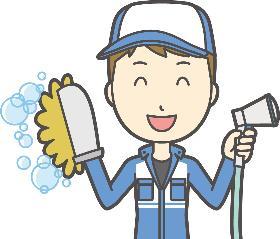 清掃スタッフ(洗車スタッフ/日払OK/週払OK/大手ディーラー/免許必須)