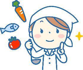 調理師(総合病院 週5 1日200食の病院内の調理 早番固定 )