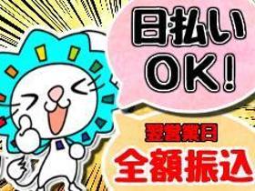 ピッキング(検品・梱包・仕分け)(チョコ検品、梱包/13-22時/シフト希望制/土日休み/日払)