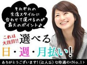 一般事務(書類チェック事務→6月スタート/土日休み/週5/日・週払い)