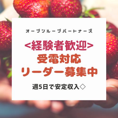 コールセンター管理・運営(社内ITインフラ/平日のみ/シフト制【チームリーダー業務】)