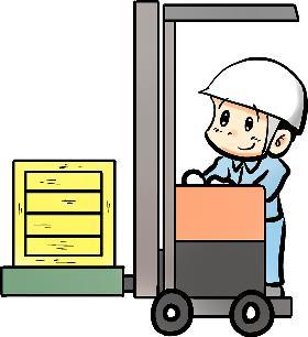 フォークリフト・玉掛け(家電の仕分け作業、フォークリフト、週休2日、車通勤OK)