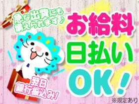 食品製造スタッフ(成分検査業務/8:00-17:10/1092円)