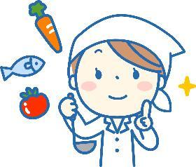 調理師(競走馬がいっぱい♪牧場内での調理補助♪7:30‐16:00)
