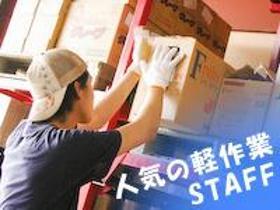 軽作業(住宅建材商品の仕分け・運搬/9時~18時/平日5日/長期/)