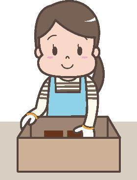 軽作業(ピッキング・梱包・ラベル貼り、1日6h~勤務、簡単軽作業)