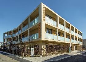 准看護師(祖師ヶ谷大蔵、世田谷区、日勤、ホテルのようなキレイなホーム)