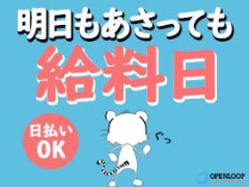 軽作業(スーパーの買物代行/週4日~/急募/13-21時/web登録)