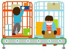 ピッキング(検品・梱包・仕分け)(飲料の仕分け業務/月~土出勤、週休2日、日払い可、来社不要)