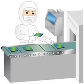 食品製造スタッフ(急募/週5/食品工場での運搬や検品等/短期/時給1200円)