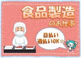 食品製造スタッフ(食肉加工品の製造・検品梱包)
