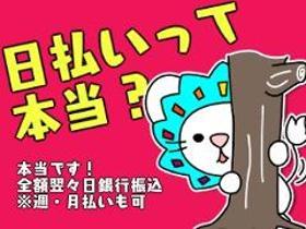 イベントスタッフ(時給1400円/日払い/ポスティング/単発4日~/御所駅/)