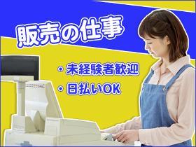 販売スタッフ(スーパーマーケットでのレジ業務(週5/シフト制/長期/11時-20時)