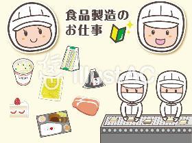 食品製造スタッフ(インスタント食品検品/平日5日、高時給)