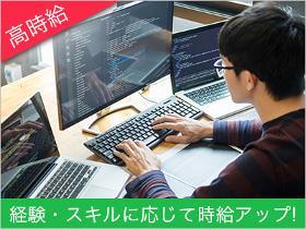 SE(システムエンジニア)(SE・プログラマー(平日5日/土・日休み/長期/9:00-18:00)