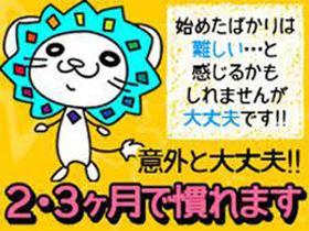 ピッキング(検品・梱包・仕分け)(仕分け作業/長期/週5日/車通勤可能)