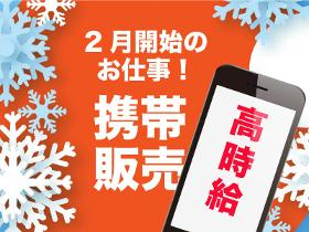 携帯販売(端末の販売促進)