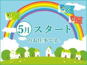 ピッキング(検品・梱包・仕分け)(5月6日開始/短期/学生服の仕分け/土日祝休み/日払い)