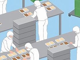 食品製造スタッフ(おでん製造/日払い/週払い/車通勤可能)